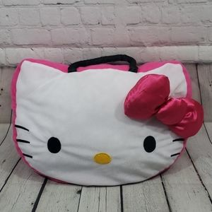 SANRIO HELLO KITTY JUMBO PLUSH PILLOW